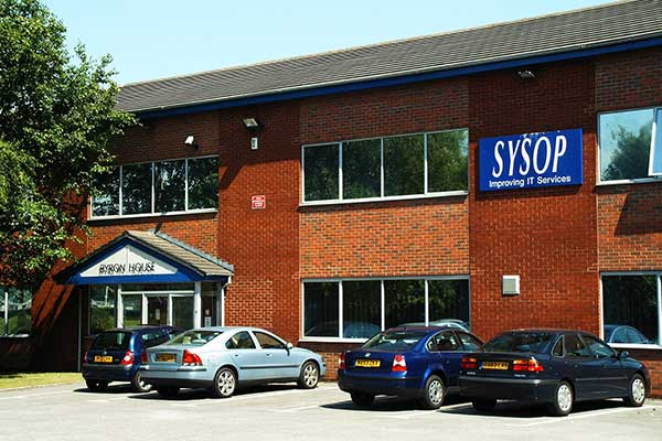 Byron House - SYSOP's headquarters in Heywood, Manchester