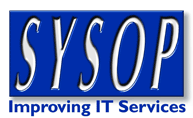 Sysop: Improving IT services since 1985